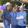 Patricia, Cynthia and Theresa at Shelter Open House