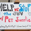 Park Cities Pet Sitter's Stuff-this-SUV on September 21st at Pets Supplies Plus