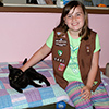 Brownie Troop #1400 at Dog and Kitty City