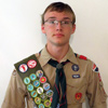 Eagle Scout Christopher (Troop 412)